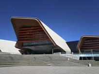 建筑海洋馆