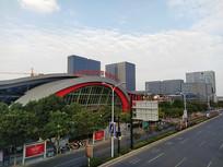 义乌国际商贸城客运中心