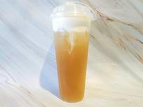 果汁摄影图