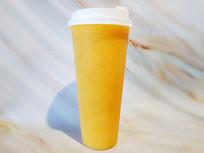 芒果汁摄影图