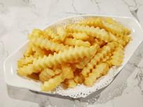 薯条摄影图