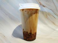 脏脏茶摄影图