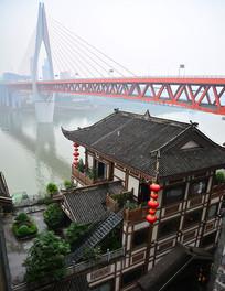 千厮门嘉陵江大桥