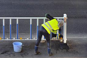 街道清洁工