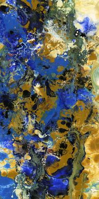 打印喷绘仿真抽象油画