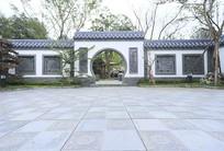 中式园林院落