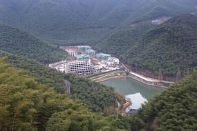 山林中建筑