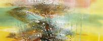 印象派抽象油画