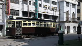 老上海有軌電車