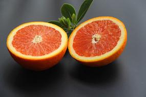 黑底靜物臍橙