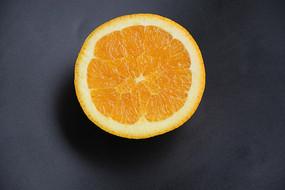 一半黃心臍橙