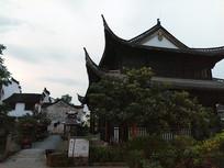 浦江县古村古建筑