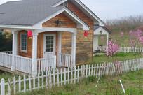 欧式别墅小屋