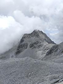玉龙雪山山顶
