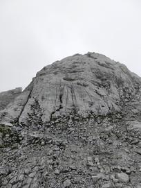 玉龙雪山图