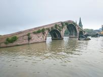 运河长虹桥