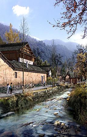 风景区景观规划设计