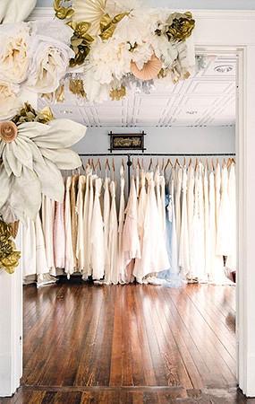婚纱店室内设计