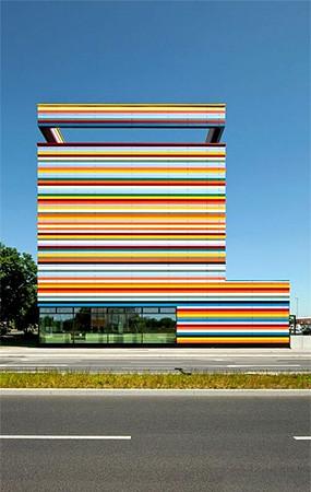 创意建筑墙