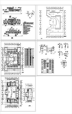 医院建筑CAD