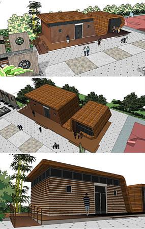 公厕建筑景观