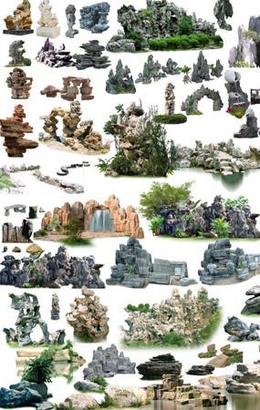 石材雕塑小品