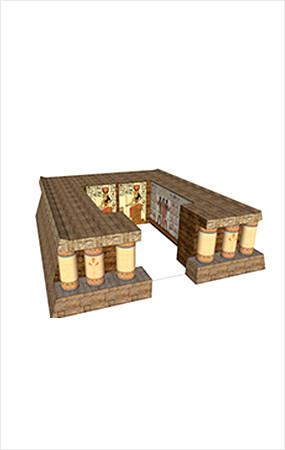 埃及文化构筑物