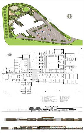 幼儿园建筑设计方案文本