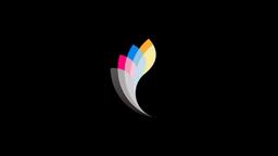 第一期-多色图形LOGO设计视频教程-张家佳设计
