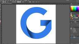 字母G设计