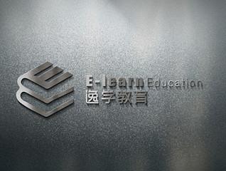 逸学教育logo设计
