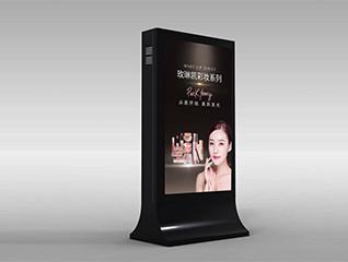 商场化妆品灯箱设计