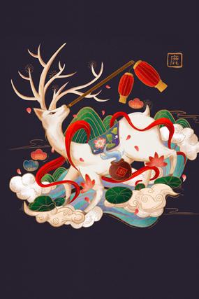 中国风元素