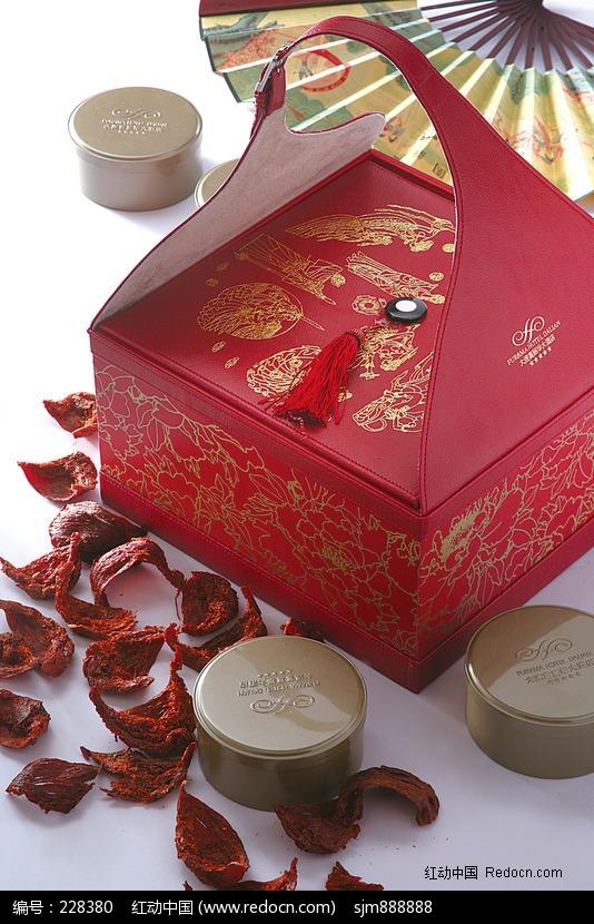 中秋节潮式泰国血燕盒子图片