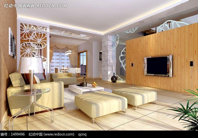 家居设计客厅效果图设计图片