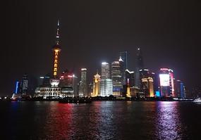 上海黄浦江