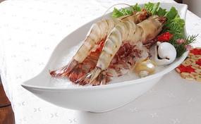 超大深海虾