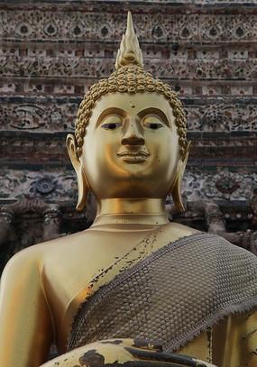 黎明寺佛祖雕像