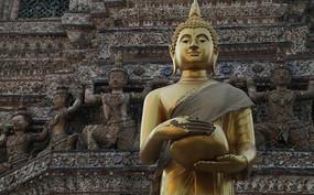 黎明寺佛像
