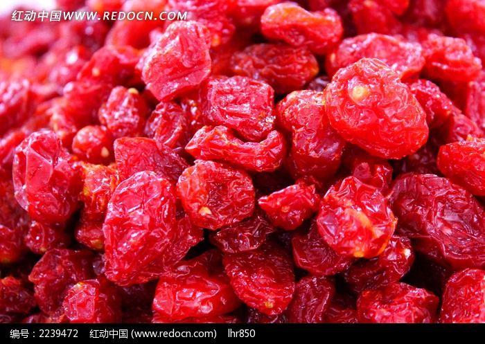 红色圣女果图片