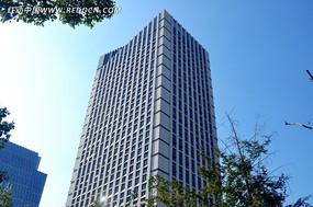 办公楼摄影图