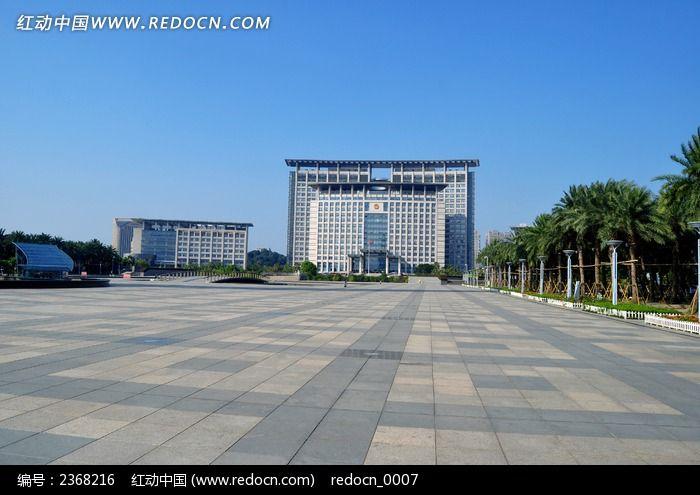 温州世纪广场市政府图片