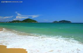 神州半岛碧海蓝天