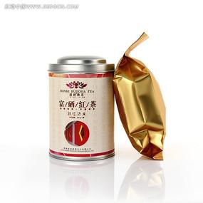 宜红工夫茶包装