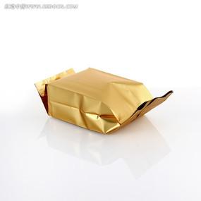 金色茶包装