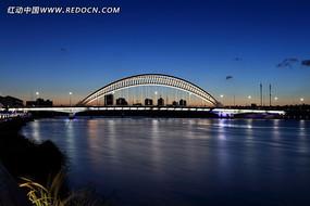 宁波长丰大桥全景