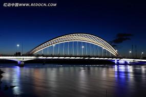 长丰大桥高清摄影图