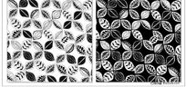 矢量无框画图库--几何纹