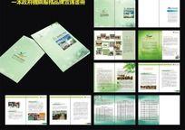 服务品牌画册设计