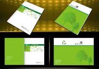 绿色封面设计